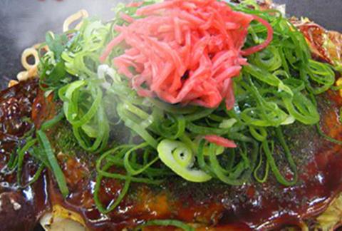 广岛煎菜饼