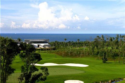 海南西海岸高尔夫球场