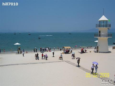 观海渔村海鲜饭店旅游景点图片