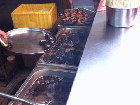 罗家臭豆腐旅游景点图片