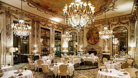Restaurant Le Meurice旅游景点攻略图