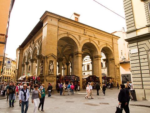新市场拱廊旅游景点图片