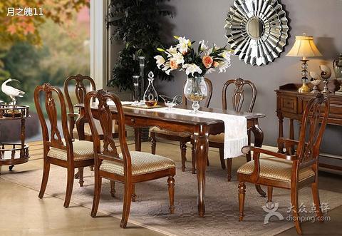 圣蒂斯堡新古典实木家具专卖店