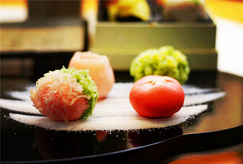 日式和果子