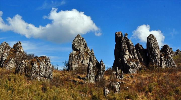 板壁岩旅游图片