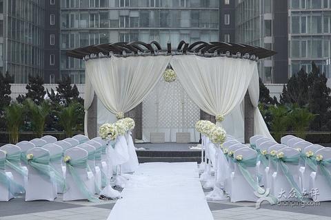 嘉里中心大酒店宴会厅