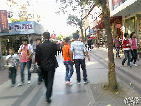 国货路步行街