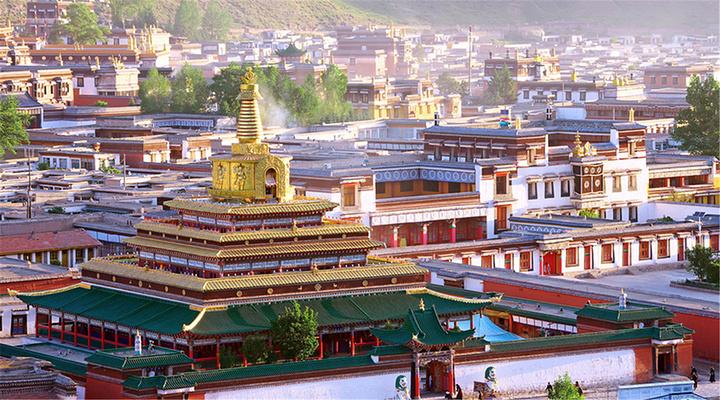 拉卜楞寺旅游图片