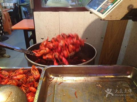 香吧岛龙虾
