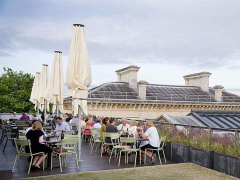 Ashmolean Dining Room英式下午茶旅游景点图片