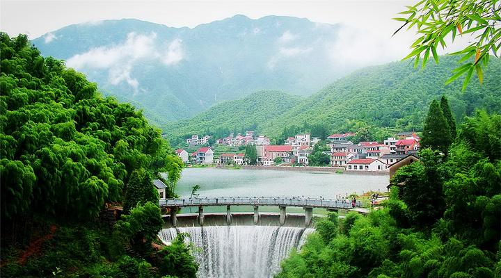 仙龙峡旅游图片