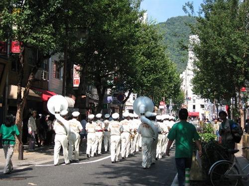 神户爵士街道节