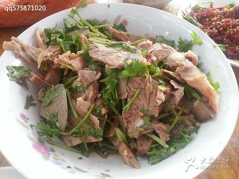 山东枣庄道北羊肉汤