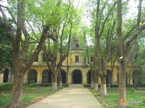 文生修道院的图片