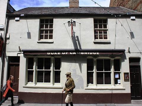 剑桥公爵酒吧旅游景点图片