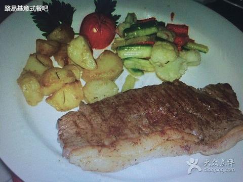 路易基意式餐吧(武夷山路店)旅游景点图片