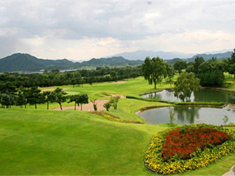北京国际高尔夫俱乐部旅游景点图片