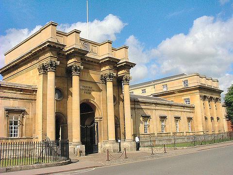 牛津大学公园旅游景点图片