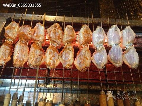 疯狂烤翅(天籁村店)旅游景点图片