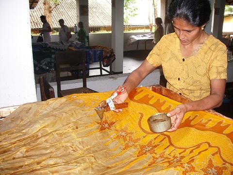 东南亚风服饰Batik