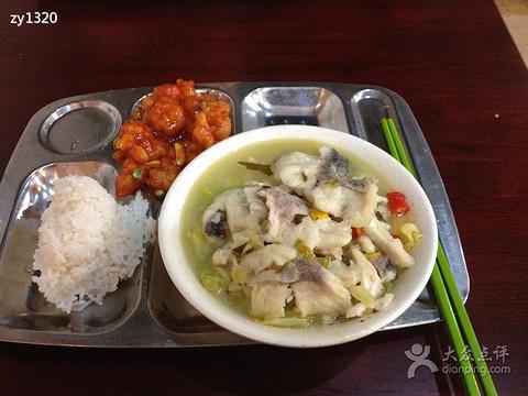 北京大学燕南食堂旅游景点图片