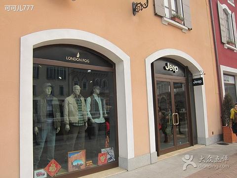 JEEP(武清佛罗伦萨小镇店)旅游景点图片