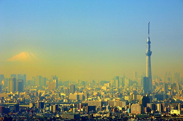 东京塔旅游图片