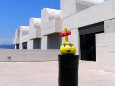米罗美术馆旅游景点图片