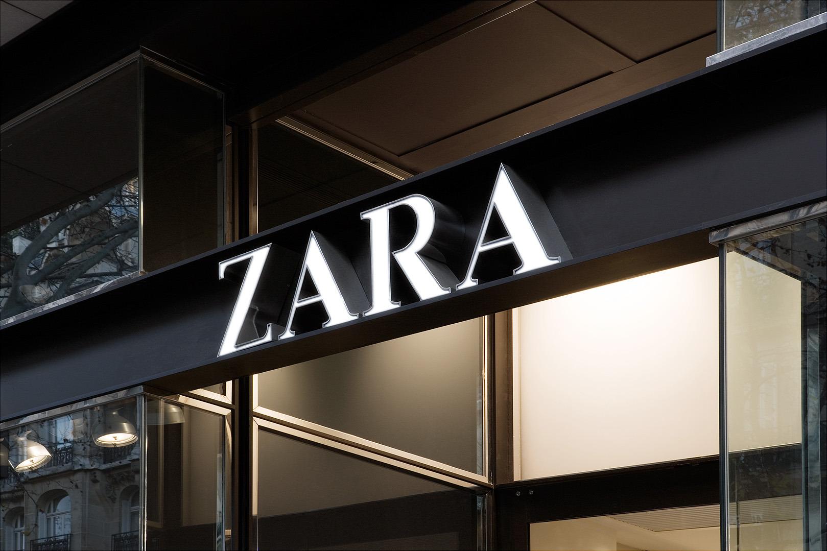 ZARA女装店