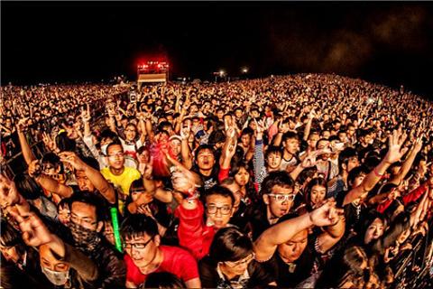 长沙草莓音乐节