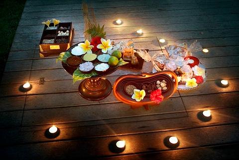 Karma Kandara Romantic Candle-lit Dinner