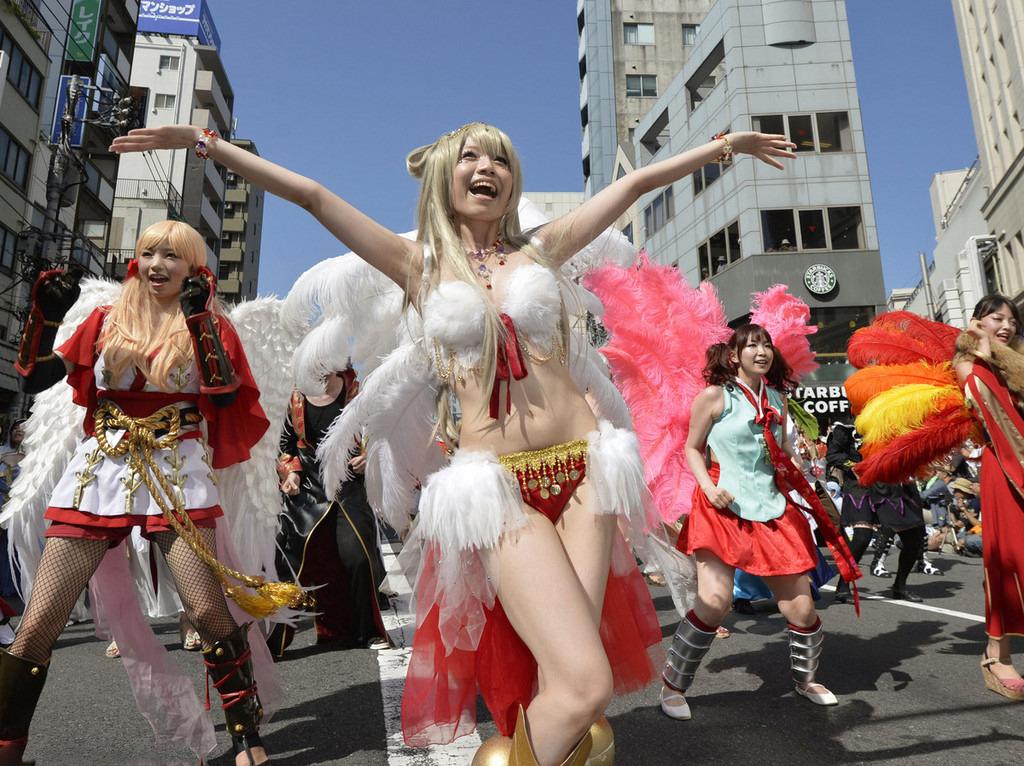 神户桑巴节