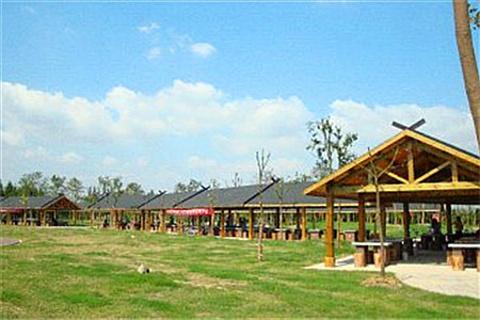 东平国家森林公园烧烤场
