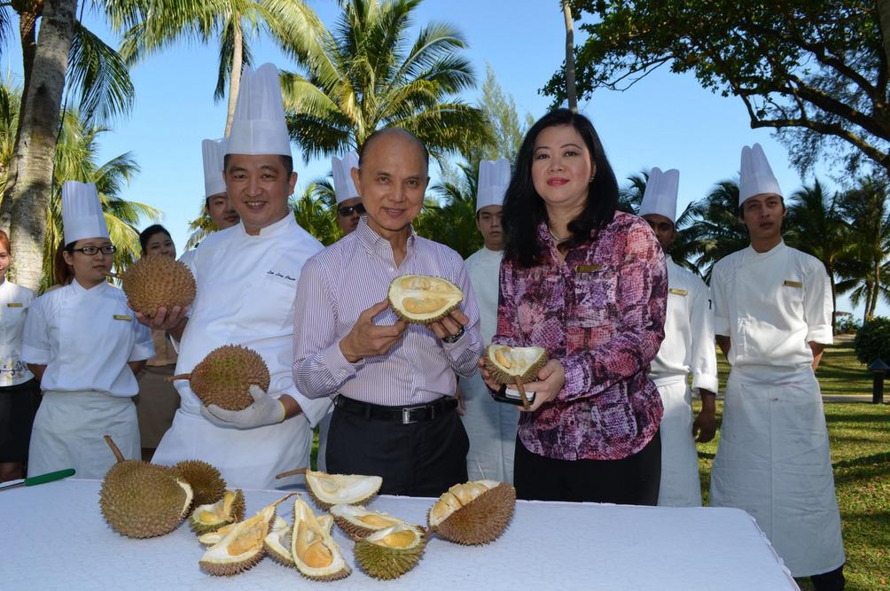 槟城榴莲节 Penang Durian Fair