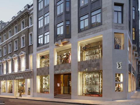 Louis Vuitton(香榭丽舍店)旅游景点图片
