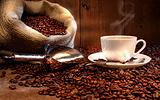 法兰克福特色咖啡