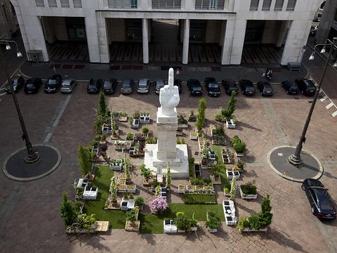 阿法利广场旅游景点图片