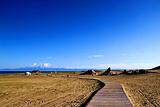 沙岛湖滨游乐