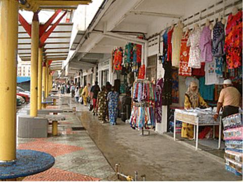 瓜镇Pandak Mayah旅游景点图片