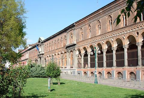 米兰大学的图片