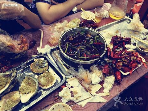寿宁路美食街