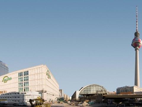 亚历山大广场旅游景点图片