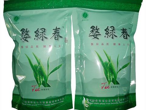 婺绿春茶旅游景点图片