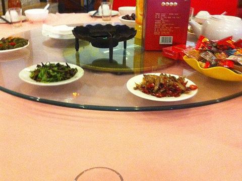 清华婺国际酒店中餐厅旅游景点图片