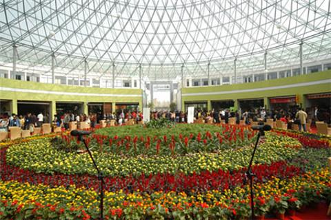 安吉国际竹艺商贸城