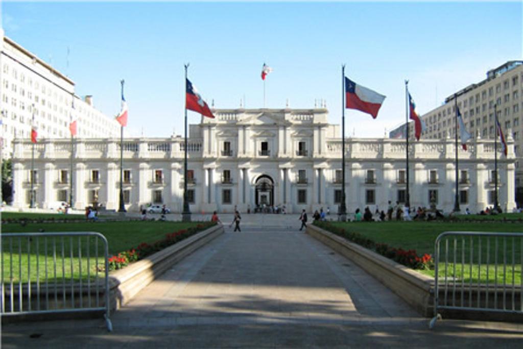 美洲 智利首都 圣地亚哥市 - 西部落叶 - 《西部落叶》· 余文博客