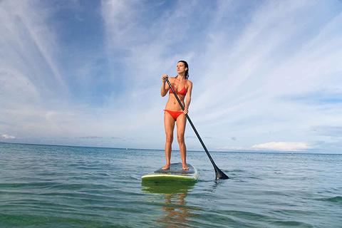 立桨冲浪 Paddle Board