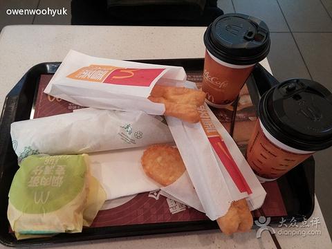 麦当劳(成都东站店)