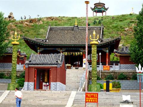 浩其德王庙旅游景点图片