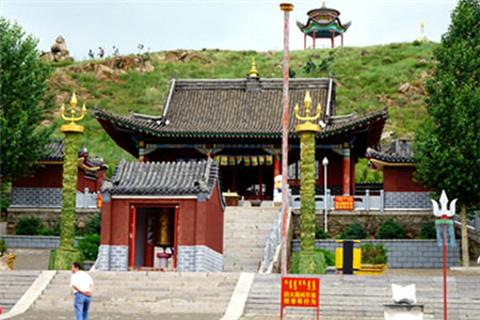浩其德王庙